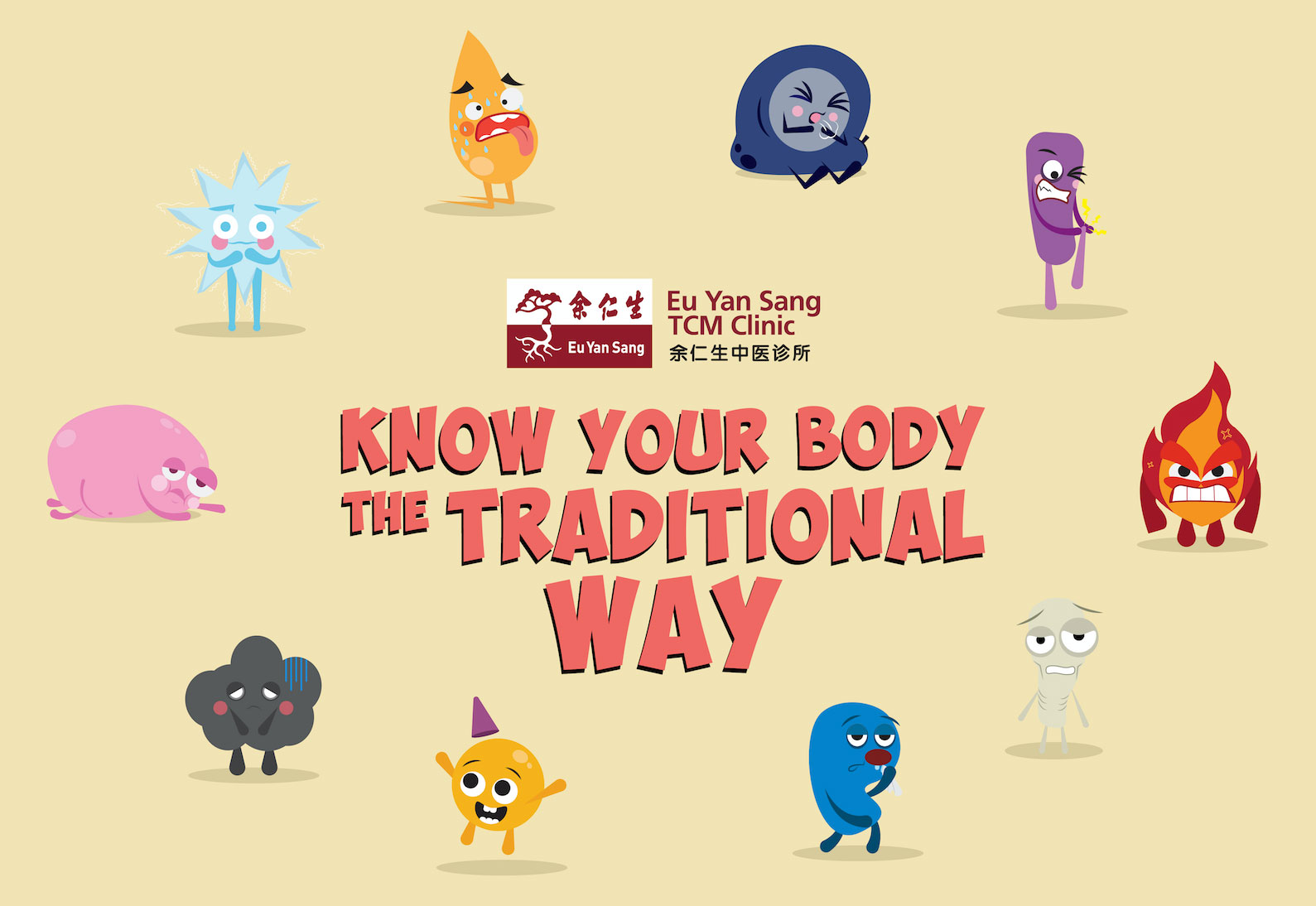 Know Your Body The Tcm Way